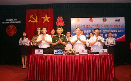 MB Thai Nguyen phoi hop thu ngan sach nha nuoc - Anh 1