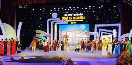 Khai mac Lien hoan Truyen hinh Cong an Nhan Dan lan thu XI - Anh 1