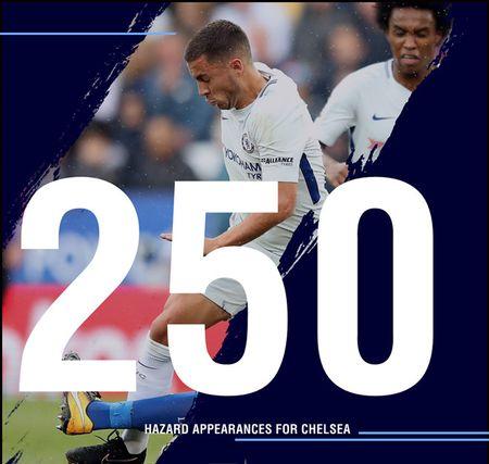 Hazard treu dua Morata nen ghi ban bang chan - Anh 3