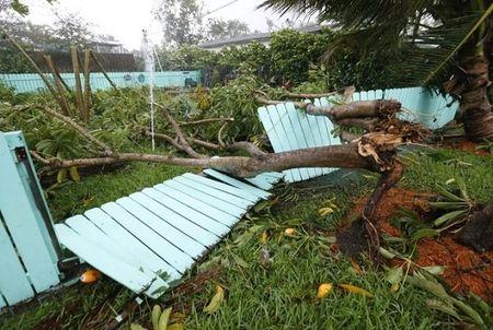 Bao 'quai vat' Irma can quet mien dong nuoc My - Anh 5