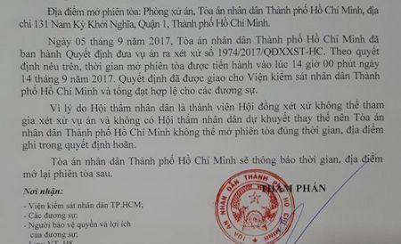 Hoan xu viec nguyen lanh dao Truong DH Hoa Sen kien UBND TP.HCM - Anh 2