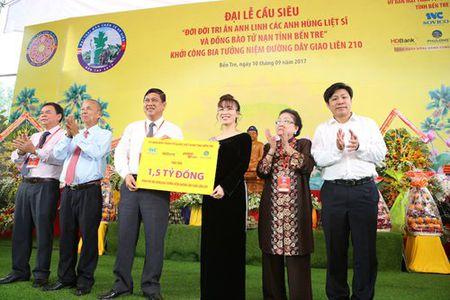 Khoi cong xay dung bia tuong niem duong day giao lien A210 - Anh 2