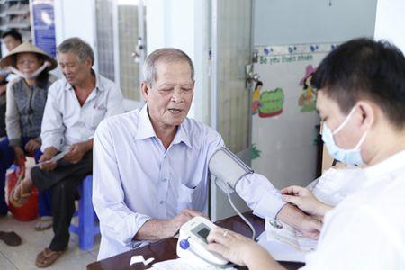 Khoi cong xay dung bia tuong niem duong day giao lien A210 - Anh 3