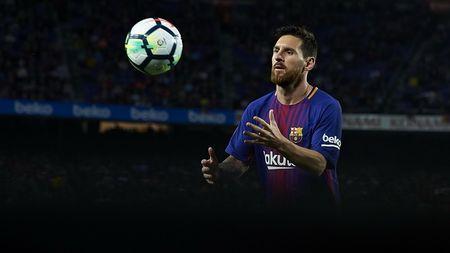 Cuoi cung, Leo Messi van la thu linh, la nguon song cua Barca - Anh 1