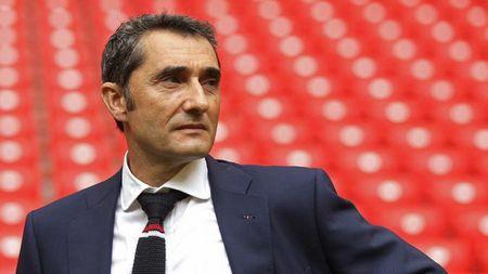Valverde va vong quay may man o Barca - Anh 1