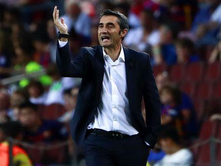 Valverde va vong quay may man o Barca - Anh 2