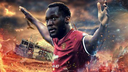 Romelu Lukaku phai toa sang o Champions League - Anh 1