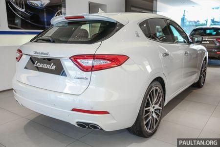 Tron bo anh SUV Maserati Levante gia gan 5 ty dong - Anh 2