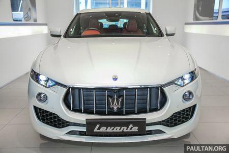 Tron bo anh SUV Maserati Levante gia gan 5 ty dong - Anh 4