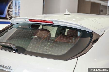 Tron bo anh SUV Maserati Levante gia gan 5 ty dong - Anh 5