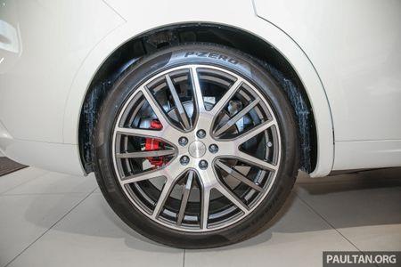 Tron bo anh SUV Maserati Levante gia gan 5 ty dong - Anh 6