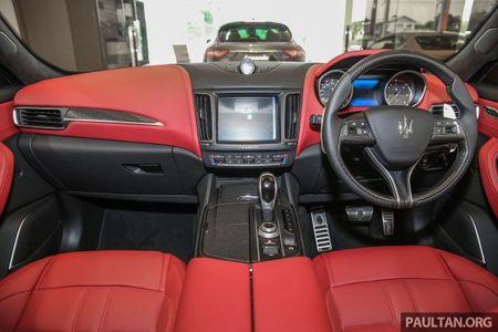Tron bo anh SUV Maserati Levante gia gan 5 ty dong - Anh 7