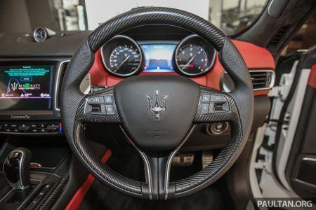 Tron bo anh SUV Maserati Levante gia gan 5 ty dong - Anh 9