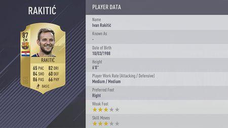 Top 100 cau thu chi so cao nhat FIFA 18 (P3): Lukaku xep tren Benzema - Anh 18