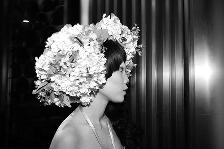 'Kate Moss' Viet hoi ngo Hoa hau cao nhat Viet Nam tai su kien - Anh 10