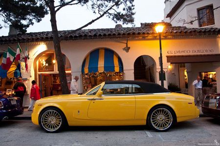 Dan Rolls-Royce tien ty, 'hang thua' cua ty phu Michael Fux - Anh 21