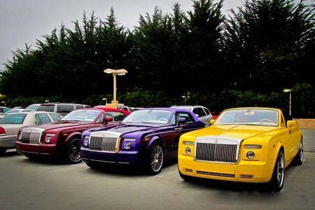 Dan Rolls-Royce tien ty, 'hang thua' cua ty phu Michael Fux - Anh 3