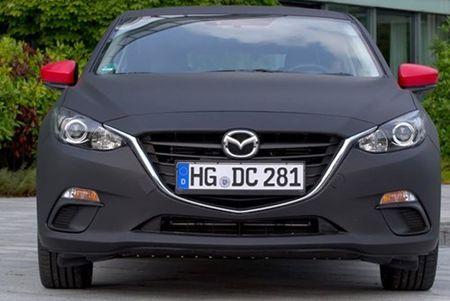 Mazda3 2019 trang bi dong co moi chay thu nghiem - Anh 1