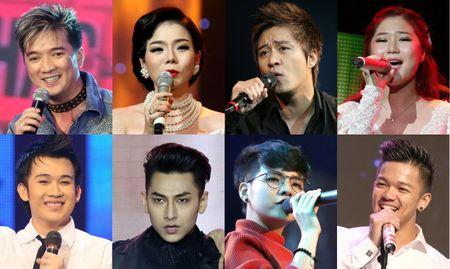 Dam Vinh Hung, Vu Cat Tuong, Trong Hieu vao top 3 de cu MTV EMA 2017 - Anh 2