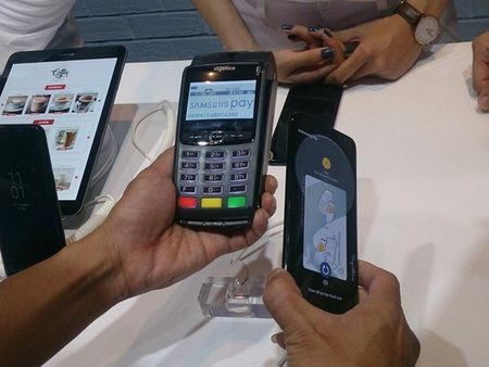 Samsung Pay: giai phap thanh toan di dong cho he sinh thai Galaxy - Anh 1