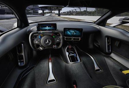 'Quai thu' Mercedes AMG Project One 1.000 ma luc xuat hien - Anh 6