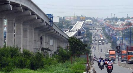 TP.HCM xin gia han trien khai tuyen metro Ben Thanh-Tham Luong - Anh 1