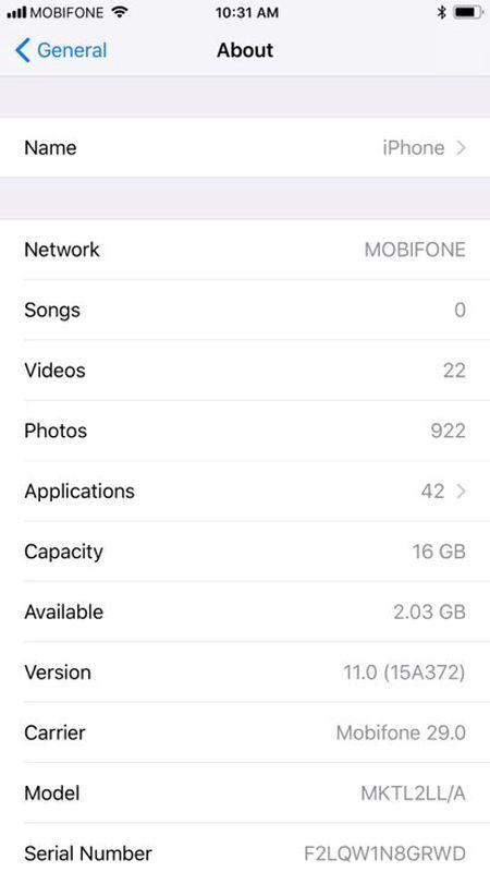 Cach nang cap len iOS 11 ban chinh thuc truoc ngay 19/9 - Anh 13