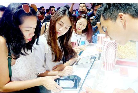 Samsung dua giai phap thanh toan di dong vao Viet Nam - Anh 1