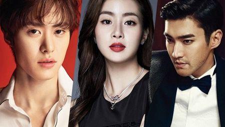 Tiet lo hinh anh Choi Siwon, Kang Sora va Gong Myung trong buoi doc kich ban dau tien cua 'Revolutionary Love' - Anh 1