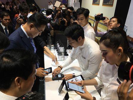Samsung ra mat dich vu thanh toan di dong Samsung Pay - Anh 1