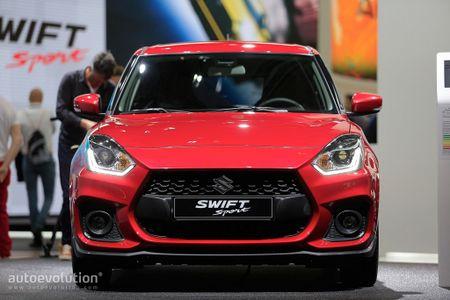 Suzuki Swift the he moi thay doi toan dien - Anh 1