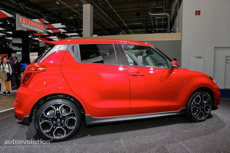 Suzuki Swift the he moi thay doi toan dien - Anh 5