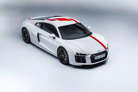 Audi ra mat phien ban dac biet R8 RWS 2018 - Anh 1