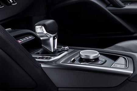 Audi ra mat phien ban dac biet R8 RWS 2018 - Anh 3