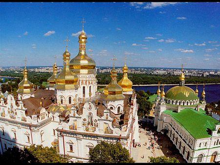 Kiev - co kinh va tho mong - Anh 1