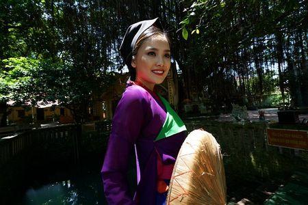 Top 10 Hoa hau Viet Nam 2016 To Nhu tai xuat voi hinh anh khac la - Anh 2