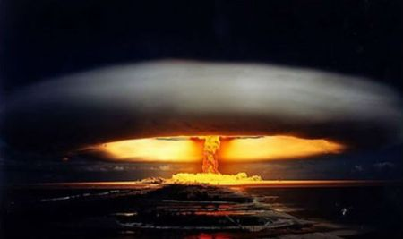 Nua tin nua ngo quanh qua bom hydro hai tang cua Trieu Tien - Anh 1