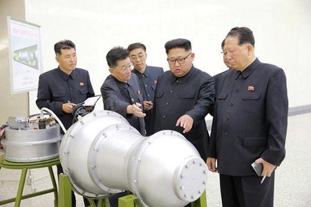 Nua tin nua ngo quanh qua bom hydro hai tang cua Trieu Tien - Anh 3