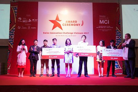 Swiss Innovation Challenge Viet Nam 2017: Dau an ve cong nghe va y tuong - Anh 1