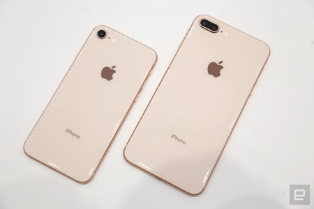Bo doi iPhone 8 va 8 Plus chi la 'don' kich cau cho iPhone X - Anh 10