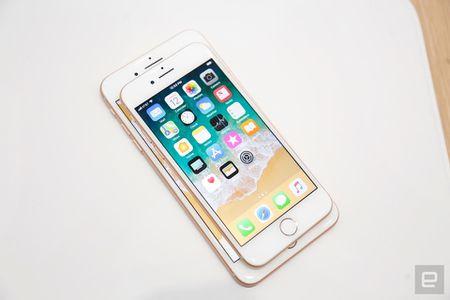Bo doi iPhone 8 va 8 Plus chi la 'don' kich cau cho iPhone X - Anh 1