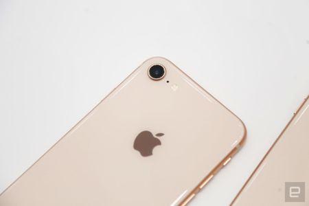 Bo doi iPhone 8 va 8 Plus chi la 'don' kich cau cho iPhone X - Anh 8