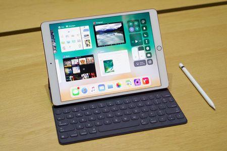 Apple am tham tang gia iPad Pro sau khi iPhone X ra mat - Anh 1