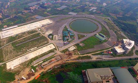 Cong truong tuyen metro 36.000 ty dau tien o Ha Noi - Anh 11