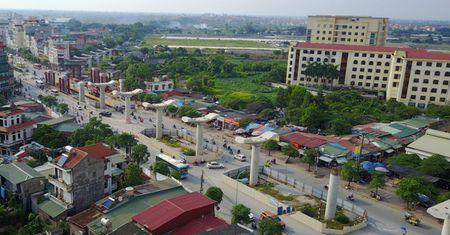 Cong truong tuyen metro 36.000 ty dau tien o Ha Noi - Anh 1