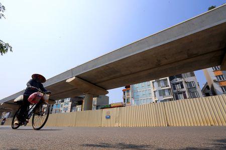 Cong truong tuyen metro 36.000 ty dau tien o Ha Noi - Anh 3