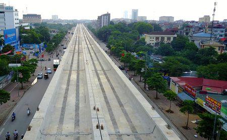 Cong truong tuyen metro 36.000 ty dau tien o Ha Noi - Anh 4