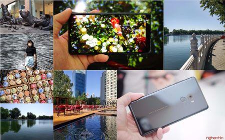 Thu kha nang 'ban pha' cua Xiaomi Mi MIX 2 - Anh 1