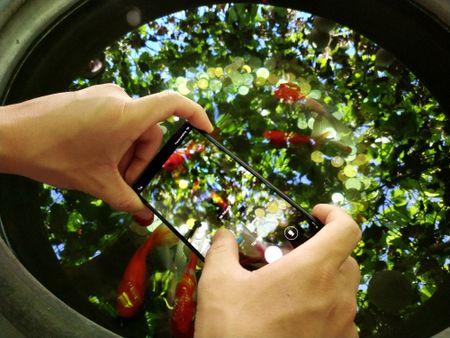Thu kha nang 'ban pha' cua Xiaomi Mi MIX 2 - Anh 8