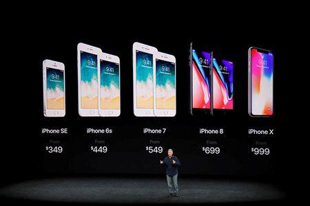 Cu dan mang noi gi ve su xuat hien iPhone X? - Anh 1